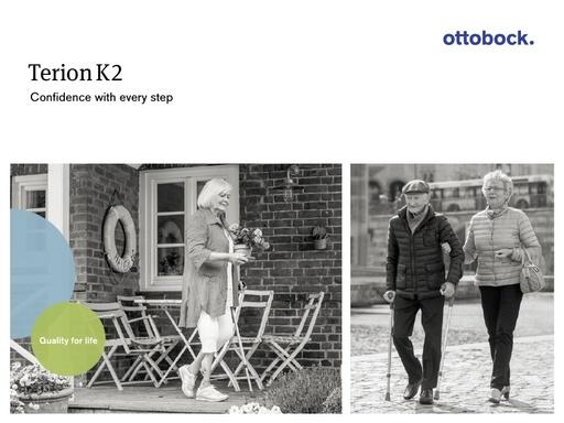Ottobock Terion Foot for C Leg